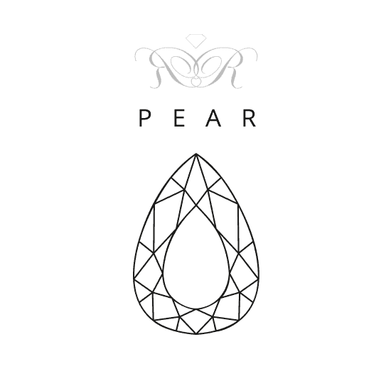 diamonds-cut-pear